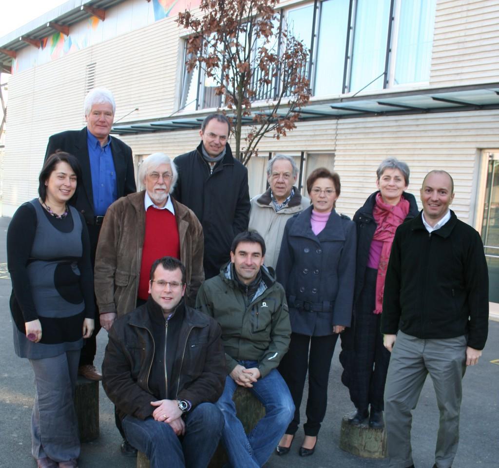 Candidates et candiats de la gauche à Chavornay