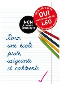 Votations du 4 septembre: OUI à la LEO