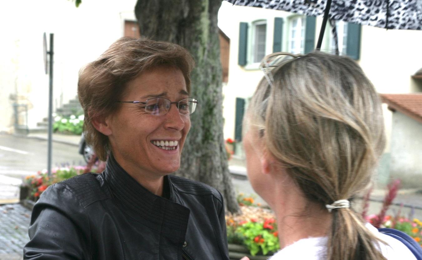 Jovanka Favre élue à Chavornay