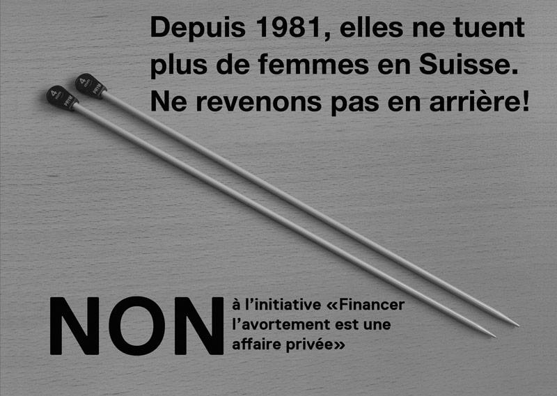 « Financer l'avortement est une affaire privée »
