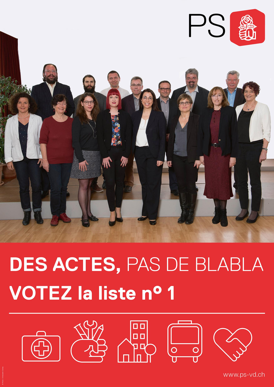 """Résultat de recherche d'images pour """"liste socialistes jura"""""""